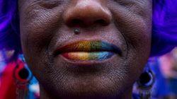 Les victimes d'Orlando honorées à la fierté gaie de New