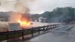 Des inondations font 24 morts en Virginie