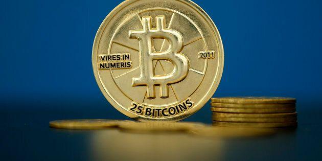 Le bitcoin est un peu malmené ces derniers