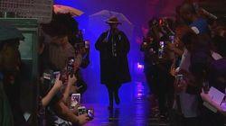 Une collection inspirée du film «Blade Runner» à la semaine de la mode de New