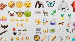 Les nouveaux emojis comprennent des avocats, du bacon et des