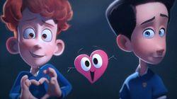 «In a Heartbeat»: le film d'animation sur une histoire d'amour entre deux garçons dont on tombe
