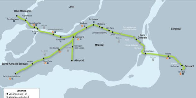 Rêver le métro : Le SLR, qu'ossa
