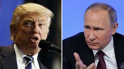 Trump à propos de Poutine: «on s'entend très, très