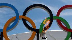 Les athlètes russes propres sous drapeau russe à