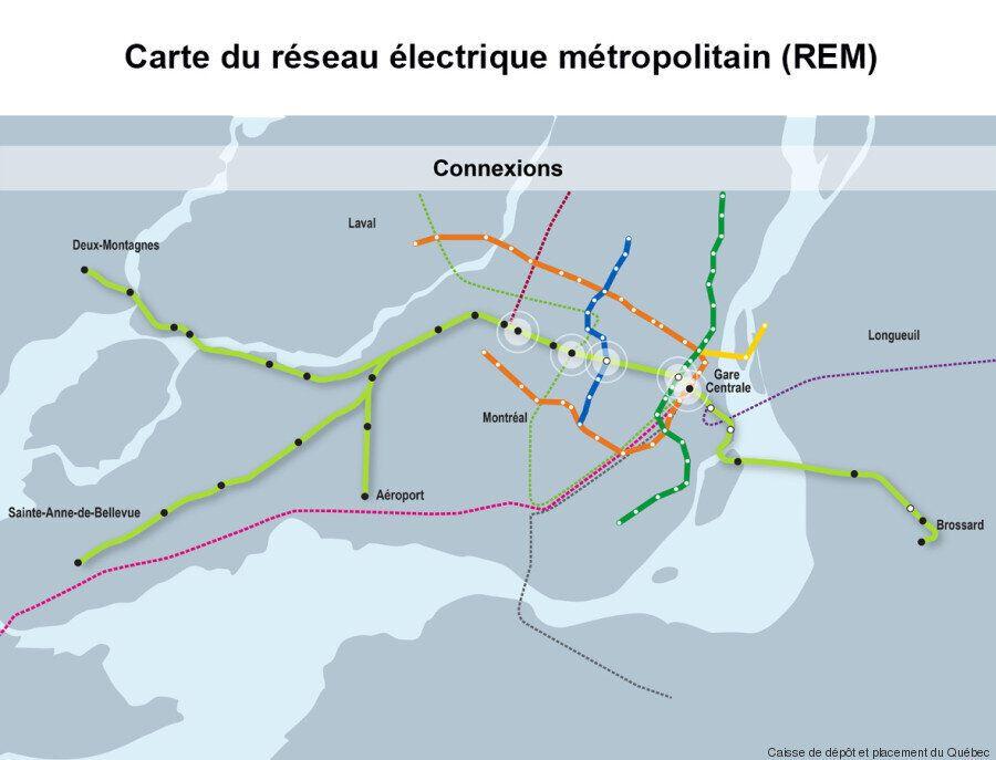 Rêver le métro : L'extension de la ligne verte de métro vers l'ouest de Montréal, la nécessité