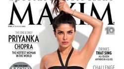 Maxim critiqué pour sa une sur Priyanka