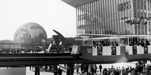 De graves erreurs concernant Expo 67 au parc