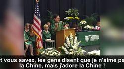 Ce collégien de 14 ans imite Donald Trump et Barack Obama à la