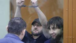 Russie: l'assassin de Nemtsov est envoyé en prison pour 20
