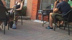 Ces restaurants où l'on fume encore en terrasse et... à