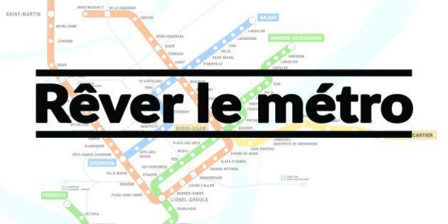 Rêver le métro : Comment l'enquête a été