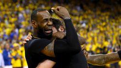 NBA: Cleveland sacré champion
