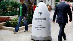 Les robots de sécurité à la mode malgré le «suicide» de l'un d'entre