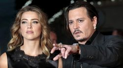 Johnny Depp et Amber Heard enterrent la hache de