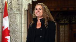 Julie Payette officiellement nommée 29e gouverneure générale du