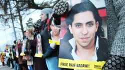 Raif Badawi est incarcéré en Arabie saoudite depuis 4
