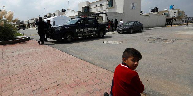 Mexique : 11 personnes tuées lors d'une fête pour