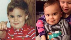 25 photos d'enfants qui ressemblent trop à leur