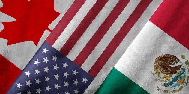 L'ALÉNA a été le premier accord de libre-échange à contenir des dispositions qui favorisent la dérèglementation...