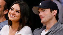 Mila Kunis et Ashton Kutcher ont une bonne nouvelle à vous annoncer