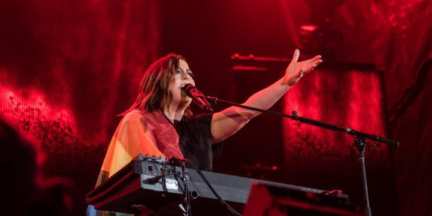 FrancoFolies 2016: Ariane Moffatt, quand la pop électro met l'homophobie au pilori
