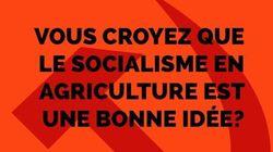 Maxime Bernier compare la gestion de l'offre au «socialisme en