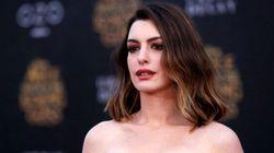 Anne Hathaway nommée ambassadrice de bonne volonté de