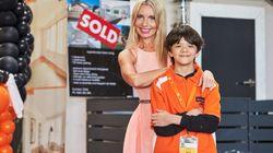 Un Australien de 13 ans achète sa propre