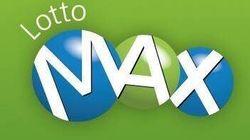 Le gros lot de 23 millions du Lotto Max a été