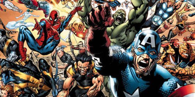 Qui est le super-héros le plus fort? La réponse de la