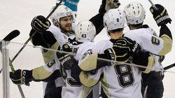 Les Penguins remportent la Coupe