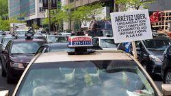 Des chauffeurs de taxi en furie contre la volte-face de Jacques