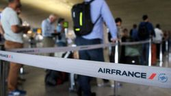 Grève: 20 % des vols d'Air France