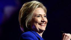 Sondage : Hillary Clinton distance Donald