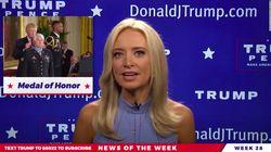 Donald Trump présente ses «vraies nouvelles» sur Facebook et on l'accuse de faire de la