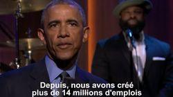 Obama livre son bilan... en