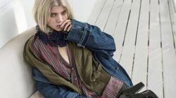 La soeur de Nicole Richie pose pour la version jeunesse du Vogue
