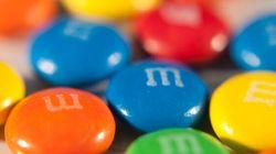 La Suède interdit les M&M's (mais pas pour la raison que vous