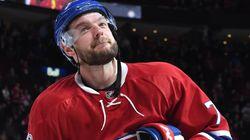 Andrei Markov quitte le Canadien pour la