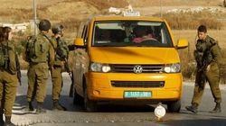 Israël interdit l'entrée à 83 000 Palestiniens