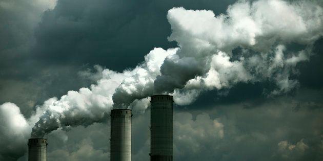 Changements climatiques: fuite d'un rapport qui contredit Donald