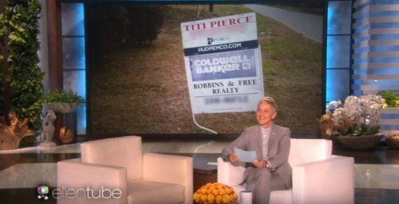 Ellen DeGeneres est poursuivie pour une blague sur les