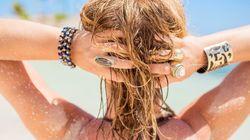 Trois gestes pour garder nos cheveux hydratés cet