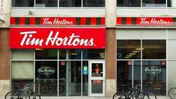 Tim Hortons a ajouté un nouveau mets à son menu qui vous fera
