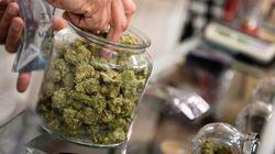 Trois personnes accusées après l'ouverture d'un commerce de cannabis à