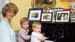Une lettre de Lady Di révèle l'adorable réaction du prince William à la naissance de
