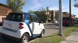 La taxe carbone pourrait avantager les entreprises de partage de