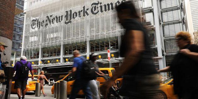 Le New York Times gagne toujours des abonnés, mais le rythme