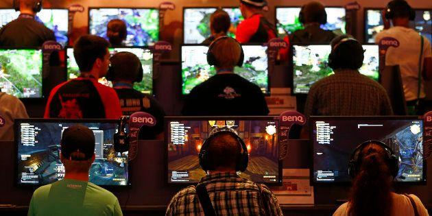 Les adeptes de jeux vidéo auraient moins de matière grise dans leur